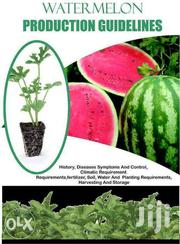 Watermelon Production Guidelines | Other Services for sale in Nairobi, Zimmerman