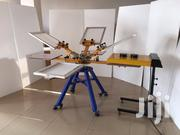 4 Color 4 Station Screen Printer | Computer Accessories  for sale in Nairobi, Nairobi Central