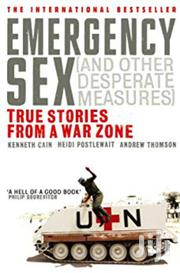 Emergency Sex-kenneth Cain | Books & Games for sale in Nairobi, Nairobi Central