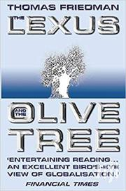 The Lexus And The Olive Tree Thomas Friedman | Books & Games for sale in Nairobi, Nairobi Central