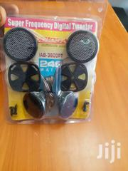 Audiobank IAB-3600PT 240 Watts Dome Tweeters | Vehicle Parts & Accessories for sale in Nairobi, Nairobi Central