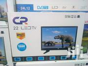 Cr 22 Inches LED Digital Dvbt2 TV | TV & DVD Equipment for sale in Nakuru, Nakuru East