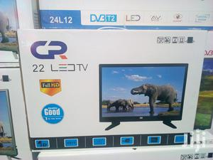 Cr 22 Inches LED Digital Dvbt2 TV