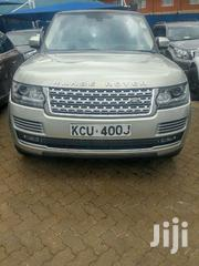 Land Rover Range Rover Vogue 2013 Gray | Cars for sale in Nairobi, Karura