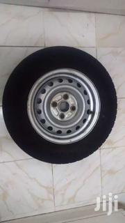 Dunlop Tyre Together With Rim | Vehicle Parts & Accessories for sale in Nairobi, Parklands/Highridge