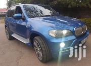 BMW X5 2007 3.0 Sport Automatic Blue | Cars for sale in Nairobi, Karen