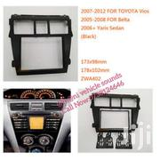 DASH INSTALLATION KIT FOR TOYOTA VIOS,BELTA,YARIS SEDAN RADIO FASCIA P | Vehicle Parts & Accessories for sale in Nairobi, Nairobi Central