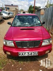 Subaru Forester 2004 Automatic Red | Cars for sale in Nairobi, Kahawa West