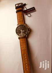Pure Brown Leather Watch | Watches for sale in Nairobi, Nairobi West