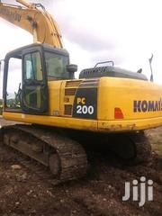 Komatsu Pc 200 2014 Yellow For Hire | Heavy Equipments for sale in Nairobi, Embakasi
