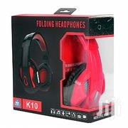 LED Bluetooth Folding Foldable Headphones With FM | Accessories for Mobile Phones & Tablets for sale in Nairobi, Nairobi Central
