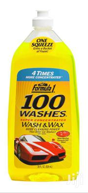 Formula 1 100 Washes Wash And Wax (828 Ml)   Vehicle Parts & Accessories for sale in Nairobi, Nairobi Central