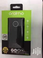 Oraimo 6000 Mah Power Bank | Accessories for Mobile Phones & Tablets for sale in Nairobi, Nairobi Central