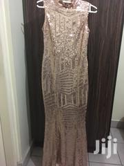 Gold Bareback Evening Gown | Clothing for sale in Nairobi, Nairobi West