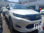 Toyota Harrier 2014 White | Cars for sale in Mombasa, Changamwe