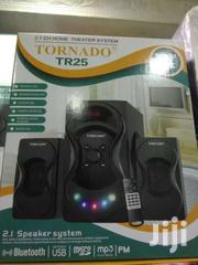 Tornado Home Theater System 2.1 With Bluetooth FM Radio USB Memcard | Audio & Music Equipment for sale in Nairobi, Nairobi Central