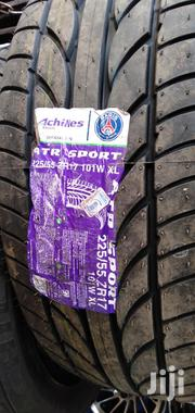 225/55/17 Achilles Tyre's Is Made In Indonesia | Vehicle Parts & Accessories for sale in Nairobi, Nairobi Central