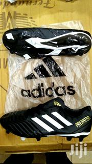 Adidas Predator Soccer Cleats. Low Cut Football Shoes   Shoes for sale in Nairobi, Kasarani