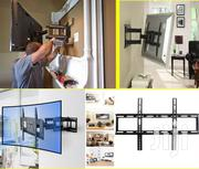 TV Bracket Installation Services | TV & DVD Equipment for sale in Nairobi, Pangani