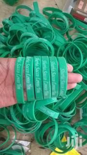 Branded Customized Silicone Wristbands | Party, Catering & Event Services for sale in Nairobi, Nairobi Central