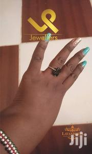 Fashion Ladies Genuine Silver With Black Quart Gemstone | Jewelry for sale in Nairobi, Nairobi Central