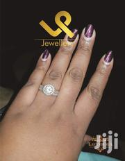 Double Ring Design. Engagements Ring With Matching Wedding Ring | Jewelry for sale in Nairobi, Nairobi Central