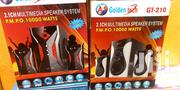 Golden Tech Woofers | Audio & Music Equipment for sale in Kisii, Kisii Central