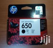 HP Ink Cartridge 650 Black | Computer Accessories  for sale in Nairobi, Nairobi Central