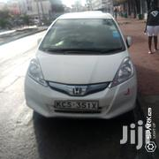 Honda Fit 2011 White | Cars for sale in Mombasa, Likoni