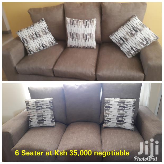Archive: 6 Seater Sofa For Sale