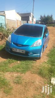 Honda Fit 2009 Sport Blue | Cars for sale in Uasin Gishu, Kimumu