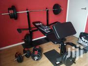 Gym Weights and Bars | Sports Equipment for sale in Nairobi, Nairobi South