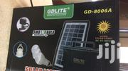 Solar New Gd Light Solar Lighting Kit With 3 Bulbs And Phone Charger | Solar Energy for sale in Nairobi, Nairobi Central