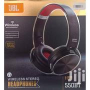 Jbl 550bt Wireless Headphones | Accessories for Mobile Phones & Tablets for sale in Nairobi, Nairobi Central