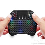 Wireless Backlit Keyboard Touchpad Backlight Smart TV Android TV Box | TV & DVD Equipment for sale in Nairobi, Nairobi Central