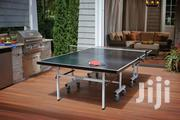 Aluminium Surface Double Folding Tennis Table | Sports Equipment for sale in Nairobi, Kilimani