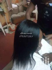 "Get This Look With One 10"" And ""12"" Inche Human Hair And Lace Closure"" 