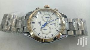 Omega Silver And Gold Automatic