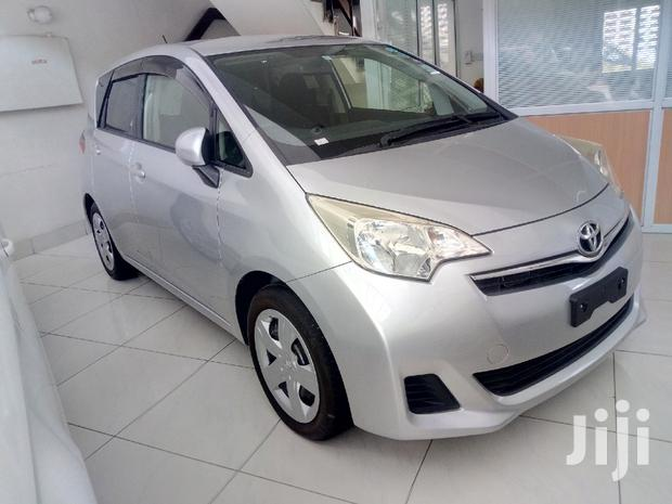 Archive: New Toyota Ractis 2012 Silver