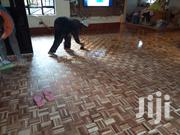 Wood Floor Painting Service | Other Services for sale in Nakuru, Naivasha East
