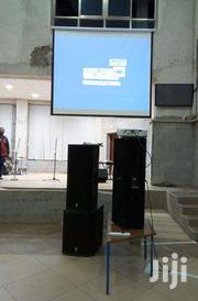 Sale And Hire Of Projectors,Projection Screens And Sound System | Audio & Music Equipment for sale in Nairobi, Nairobi Central