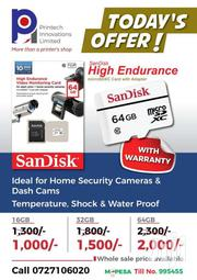Sandisk Memory Card | Accessories for Mobile Phones & Tablets for sale in Nairobi, Nairobi Central