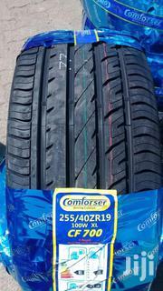 255/40/19 Comforser Tyre's Is Made In China | Vehicle Parts & Accessories for sale in Nairobi, Nairobi Central