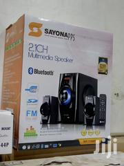 Sayona 2.1 Woofer Model 1156BT With 5700watts Bluetooth Speakers NEW   Audio & Music Equipment for sale in Nairobi, Nairobi Central