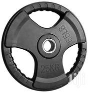 Rubber Coated Gym Weights | Sports Equipment for sale in Nairobi, Mihango