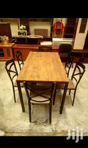 Six Seater Dining Table | Furniture for sale in Nairobi, Maringo/Hamza