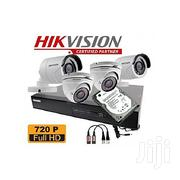 Hikvision CCTV Security Cameras - 4 Channel Kit | Cameras, Video Cameras & Accessories for sale in Nairobi, Nairobi Central
