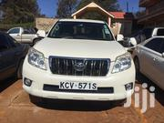 Toyota Land Cruiser Prado 2012 White | Cars for sale in Kajiado, Ngong