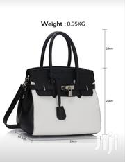 Black And White Women Handbag | Bags for sale in Nairobi, Nairobi Central
