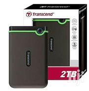 Hard Drive Transcend External Portable 2tb | Computer Hardware for sale in Nairobi, Nairobi Central